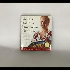 Lidia's Italian American Kitchen Cookbook